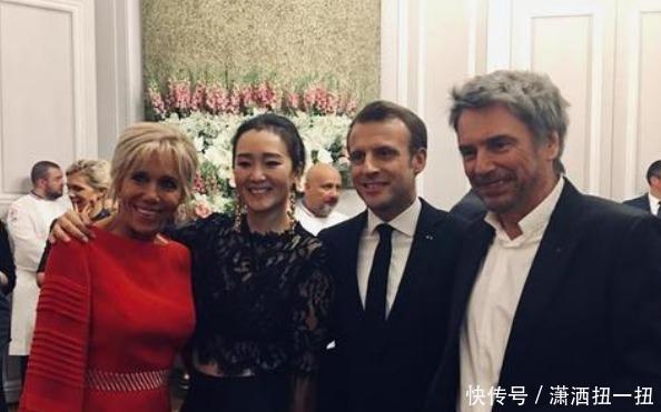 事业|《夺冠》上映后,巩俐事业再次开挂出席法国总统宴会
