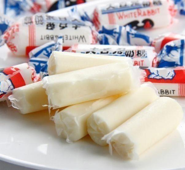 『大白兔奶糖』吃过这些糖果的,最小的也二十岁了,有几款很喜欢和小伙伴一起吃