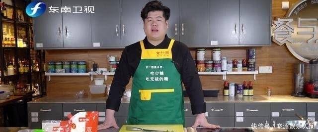 『大肠』卤大肠的美食有一个窍门。白糖和罗勒叶一起吃,没有腥味
