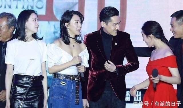 杨幂 杨幂助理逆袭成演员,与胡歌搭戏而走红,一个幸运的人!
